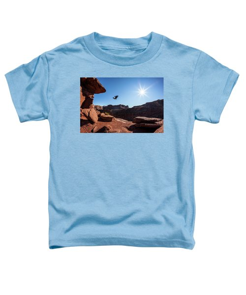 Base Jumper Toddler T-Shirt
