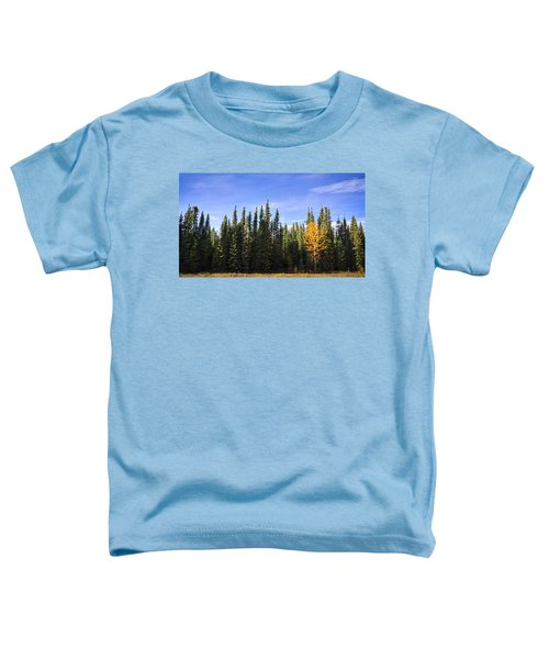 Toddler T-Shirt featuring the photograph Be Yourself by Carl Young