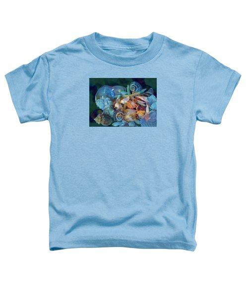 Beach Beauty 7 Toddler T-Shirt