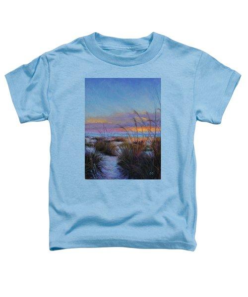 Beach Escape Toddler T-Shirt