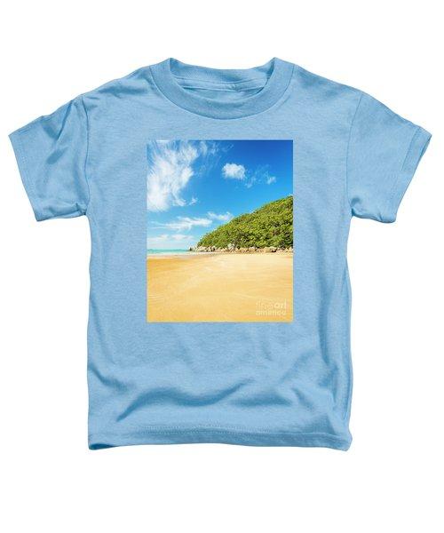 Beach In Wilsons Promontory Toddler T-Shirt