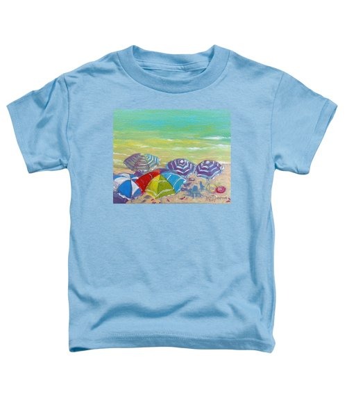 Beach Is Best Toddler T-Shirt