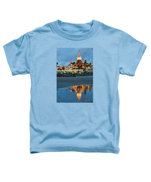Beach Lights Toddler T-Shirt