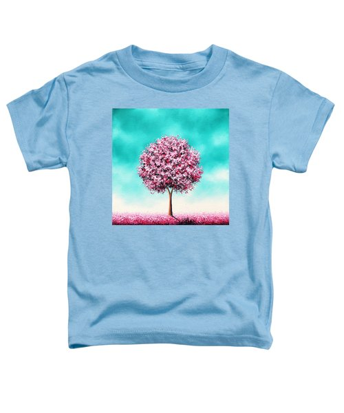 Beauty In The Bloom Toddler T-Shirt
