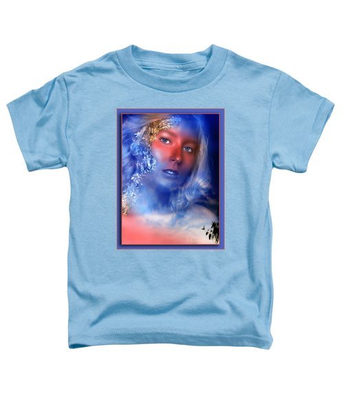 Beauty In The Clouds Toddler T-Shirt