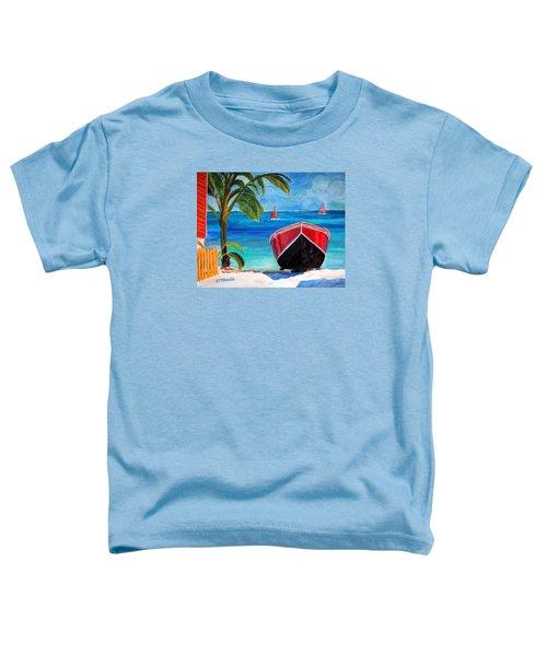 Belizean Dream Toddler T-Shirt
