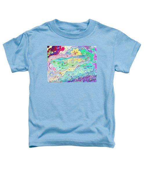 Beltaine Seashore Dreaming Toddler T-Shirt