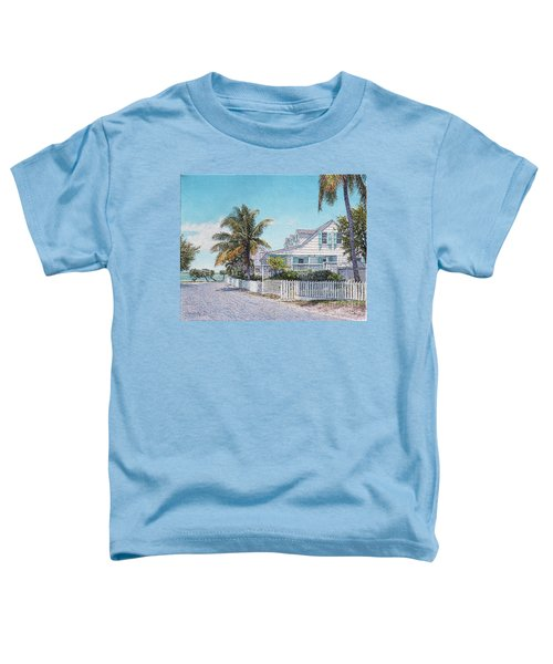 Beside The Point II Toddler T-Shirt