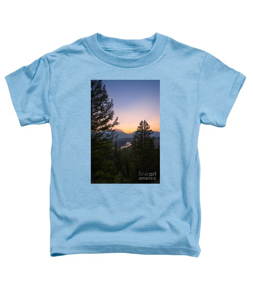Beyond The Trees  Toddler T-Shirt
