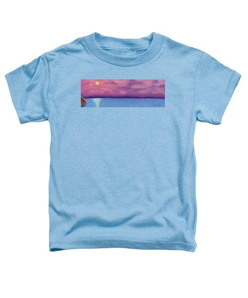 Bimini Sunrise Toddler T-Shirt