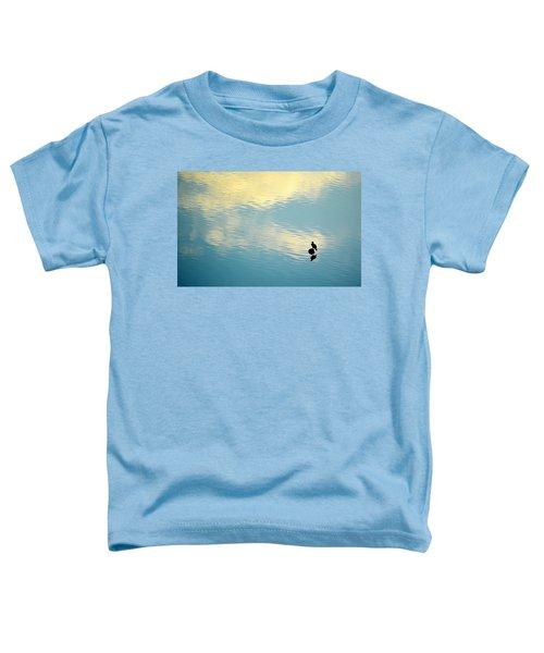 Bird Reflection Toddler T-Shirt