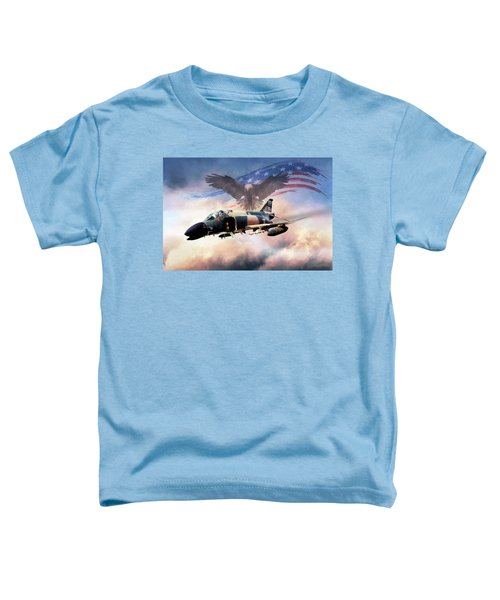 Birds Of Prey Toddler T-Shirt