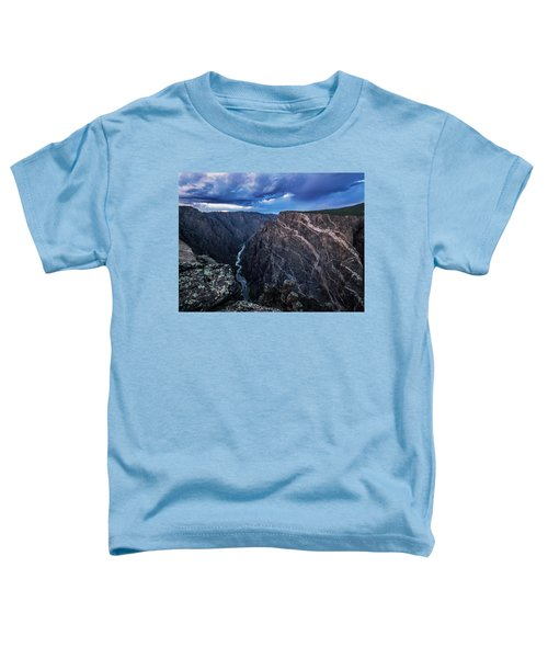 Black Canyon Of The Gunnison National Park Toddler T-Shirt