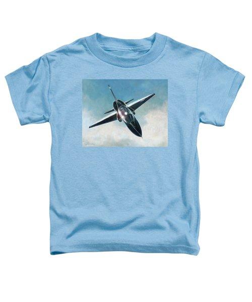 Black T-38 Toddler T-Shirt