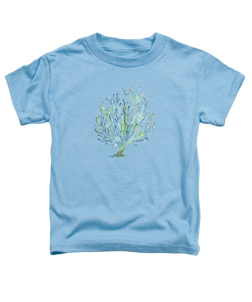 Blue Coral Toddler T-Shirt