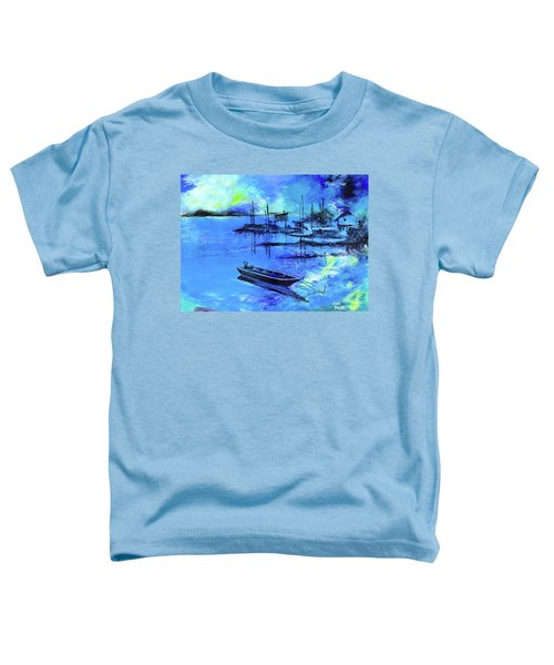 Blue Dream 2 Toddler T-Shirt