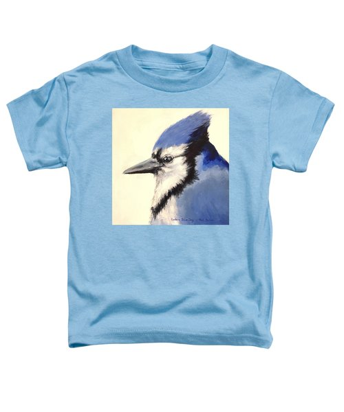 Blue Jay Toddler T-Shirt