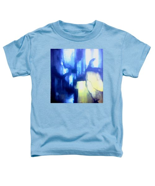 Blue Patterns Toddler T-Shirt