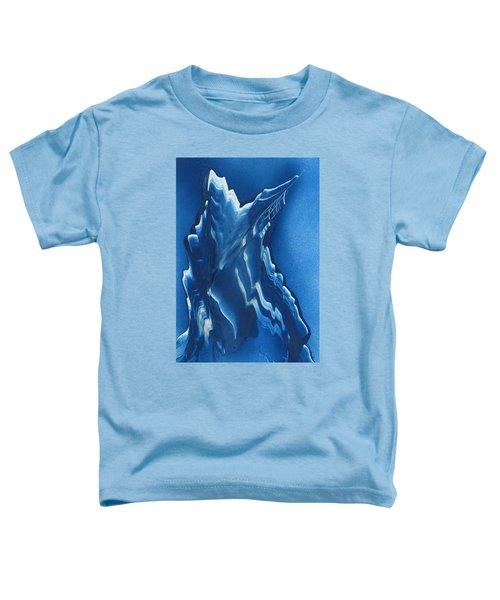 Blue Ridge Space Mountain Toddler T-Shirt