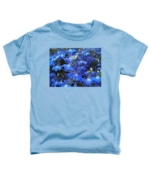 Bluer Than Blue Toddler T-Shirt