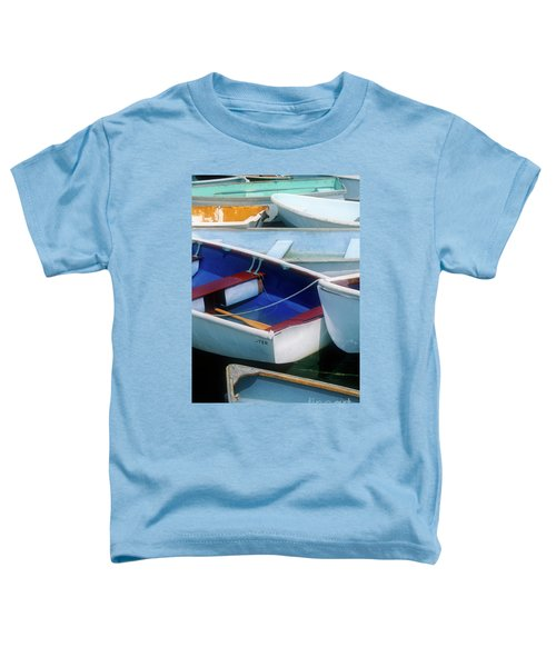 Boat Lot Toddler T-Shirt