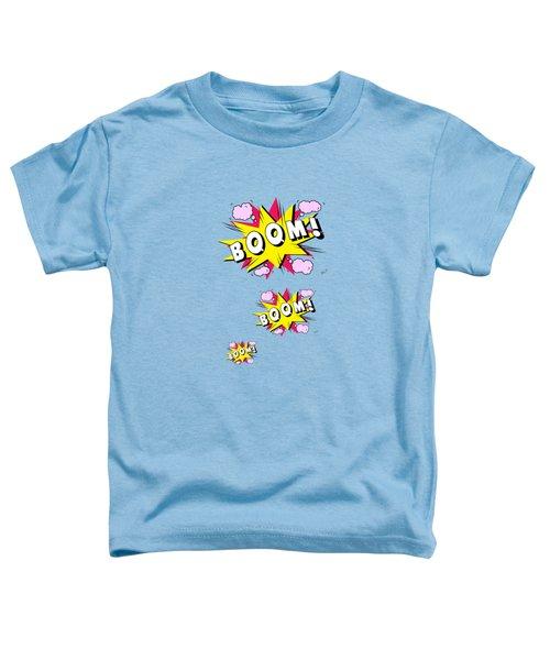 Boom Comics Toddler T-Shirt