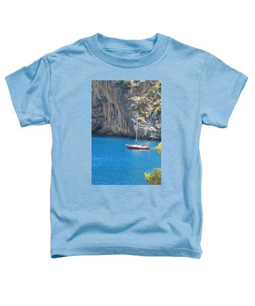 Boot Trip Toddler T-Shirt