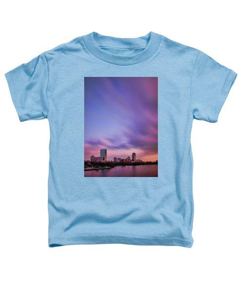 Boston Afterglow Toddler T-Shirt