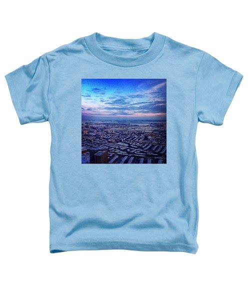 Beantown Toddler T-Shirt