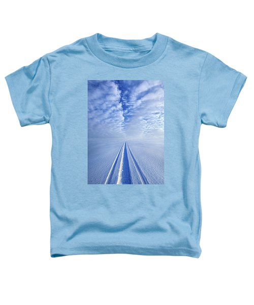 Boundless Infinitude Toddler T-Shirt