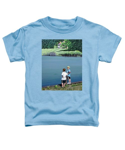 Boys Of Summer Toddler T-Shirt