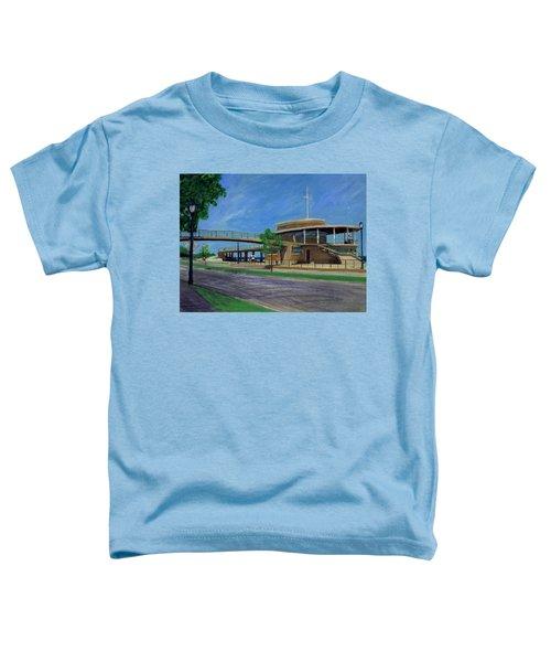 Bradford Beach House Toddler T-Shirt