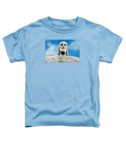 Brazilian Christ Toddler T-Shirt by Kim Wilson
