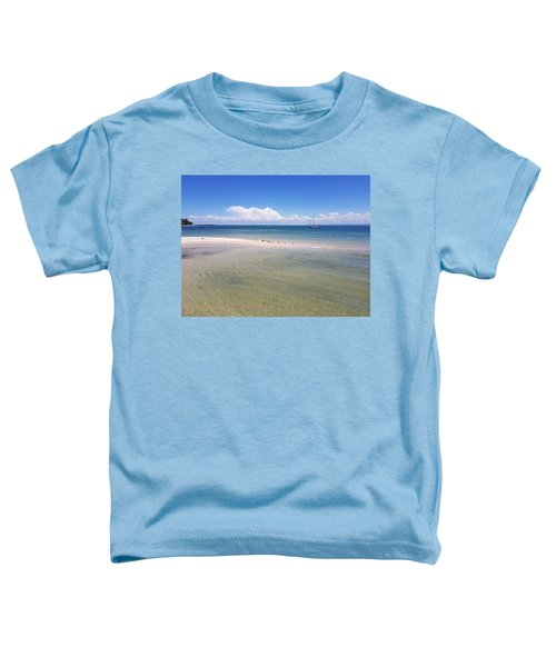 Bribie Waters Toddler T-Shirt