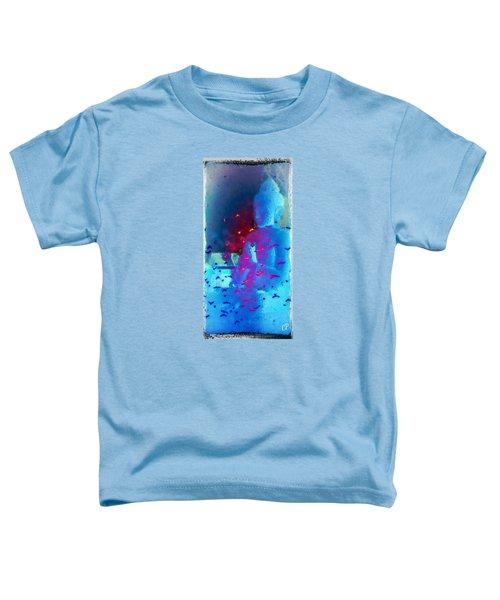 Buddha W Birds Toddler T-Shirt