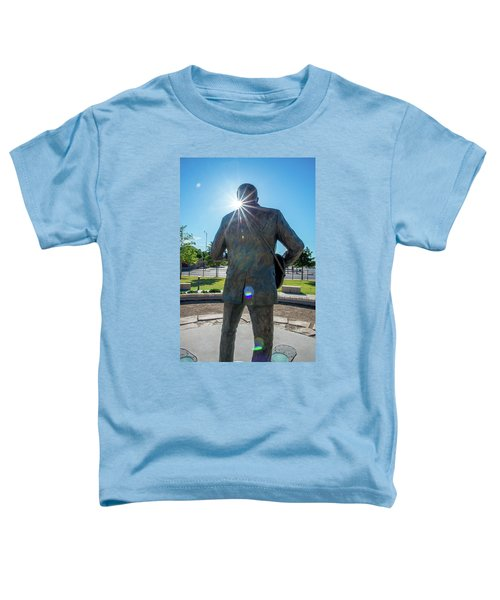 Buddy Holly 6 Toddler T-Shirt