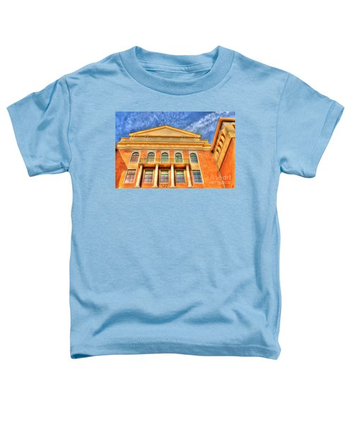 Building In Budapest Toddler T-Shirt