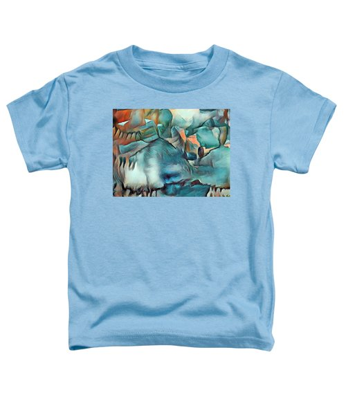 Byzantine Abstraction Toddler T-Shirt