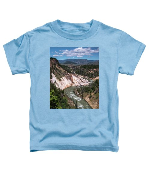 Calcite Springs Overlook  Toddler T-Shirt