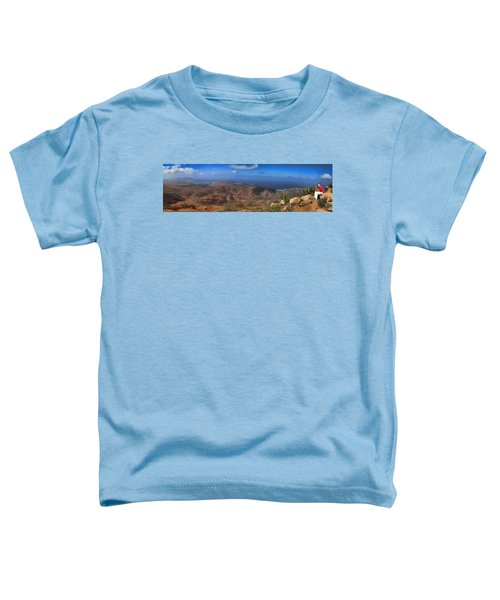 Cape Verde Panorama Toddler T-Shirt