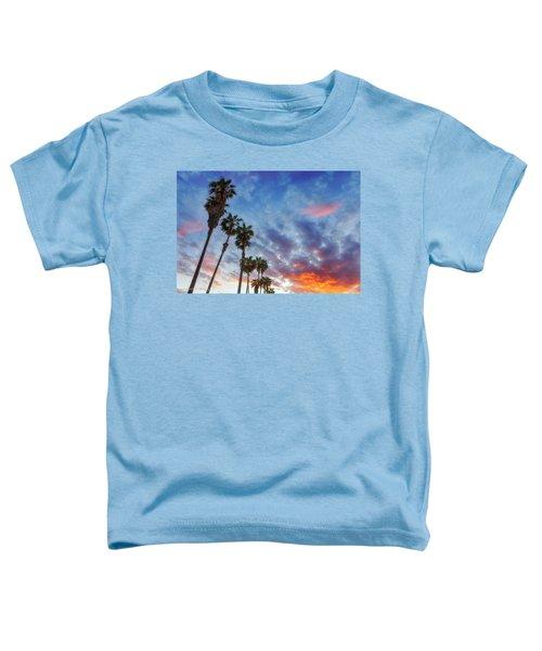 Casitas Palms Toddler T-Shirt