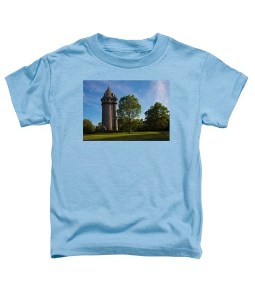 Castle Turret On The Green Toddler T-Shirt