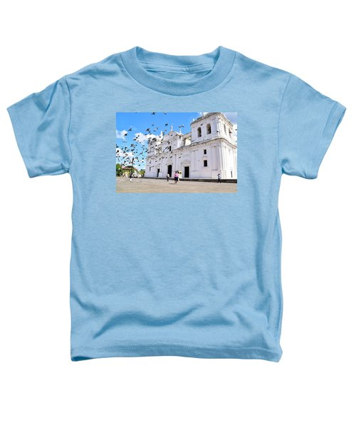 Cathedral Of Leon Toddler T-Shirt