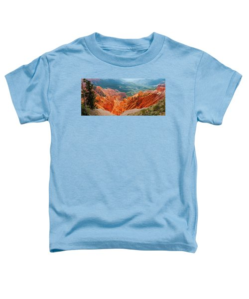 Cedar Breaks Amphitheater Toddler T-Shirt