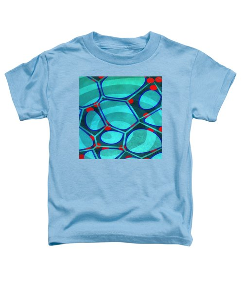 Cell Abstract 6a Toddler T-Shirt