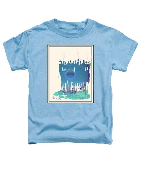 Women Chanting - Recharging The Earth Toddler T-Shirt