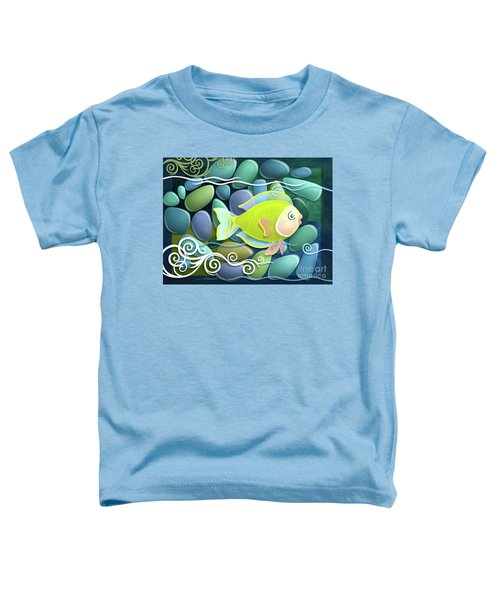 Chartreuse Toddler T-Shirt