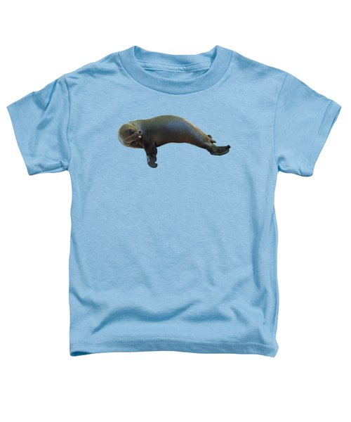 Cheeky Seal Toddler T-Shirt