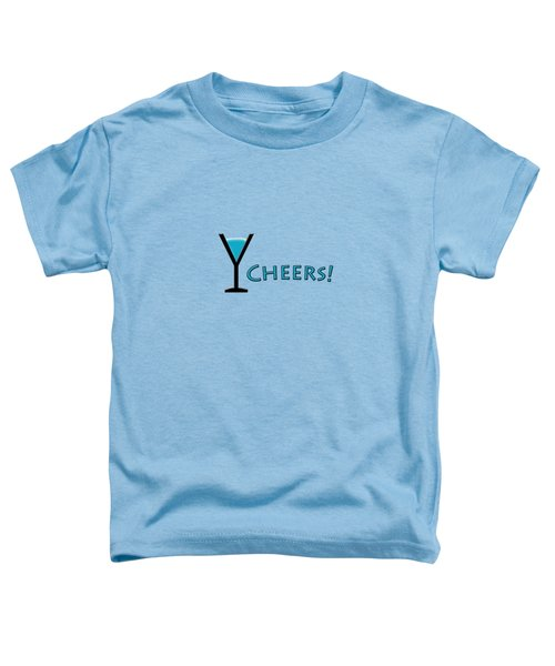 Cheers Toddler T-Shirt by Bill Owen