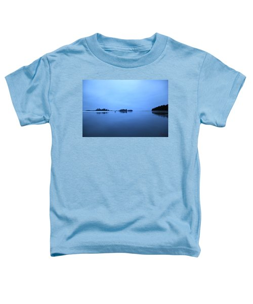 Chesterman Spatial Blues Toddler T-Shirt